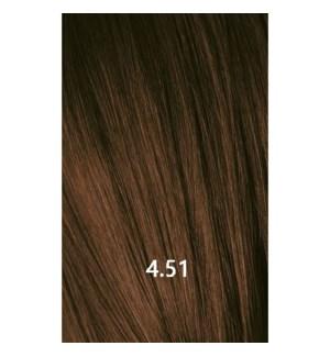 YE COLOR 4.51 MHG ASH BROWN 100ML