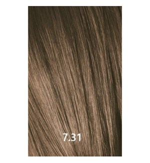 YE COLOR 7.31 GOLDEN ASH BLONDE 100ML