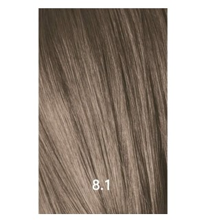 YE COLOR 8.1 LIGHT ASH BLONDE 100ML