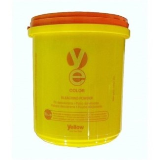 YELLOW BLEACH POWDER 500G