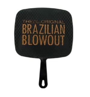DISC//BRAZILIAN BLOWOUT HANDHELD MIRROR