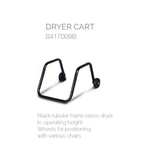 BE DRYER CART