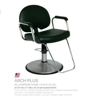 BE ARCH PLUS ALL PURPOSE CHAIR