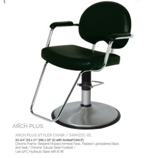 BE ARCH PLUS STYLER CHAIR