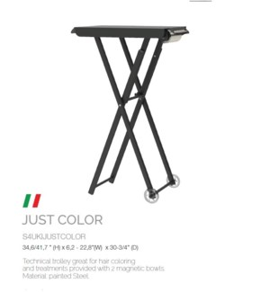 BE JUST COLOR TROLLEY