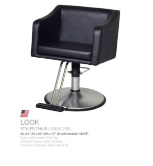 (20)BE LOOK STYLER CHAIR
