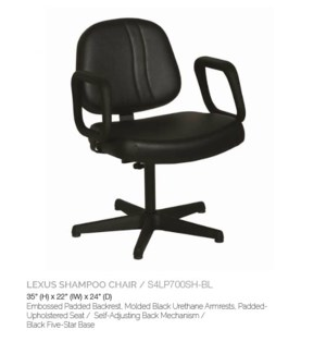 BE LEXUS SHAMPOO CHAIR