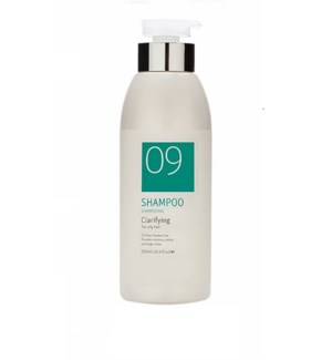 BIOTOP 09 CLEARIFYING SHAMPOO 500ML