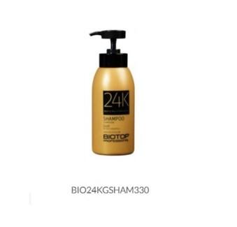 BIOTOP 24K GOLD HAIR SHAMPOO 330ML