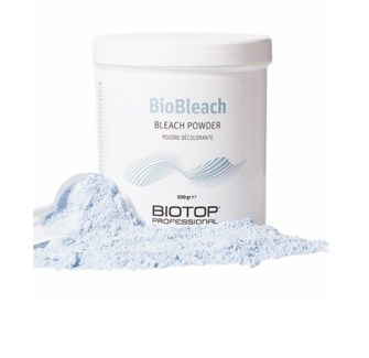 BIOTOP BIOBLEACH DUST FREE BLEACH POWDER 500GR