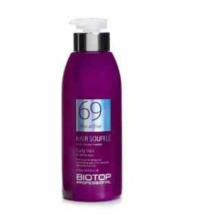 BIOTOP 69 PRO ACTIVE HAIR SOUFFLE CURLY HAIR 500ML