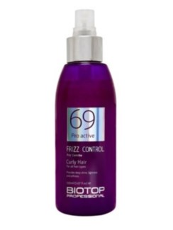 BIOTOP 69 PRO ACTIVE FRIZZ CONTROL CURLY HAIR 150ML