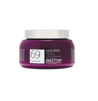 BIOTOP 69 PRO ACTIVE HAIR MASK CURLY HAIR 550ML