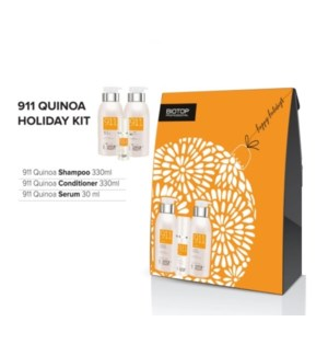 BIOTOP 911 QUINOA HOLIDAY KIT 2020