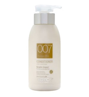 BIOTOP 007  KERATIN IMPACT CONDITIONER 330ML