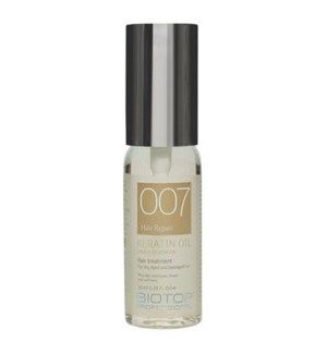 BIOTOP 007 KERATIN OIL TREATMENT 30ML