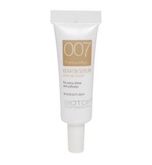 BIOTOP 007  KERATIN OIL SERUM 10ML