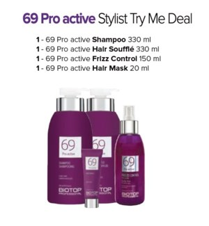 BIOTOP 69 CURLY HAIR STYLIST TRY ME DEAL  JF'20