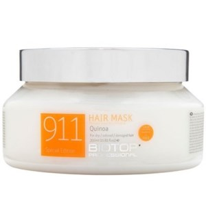 BIOTOP 911  QUINOA HAIR MASK 350ML
