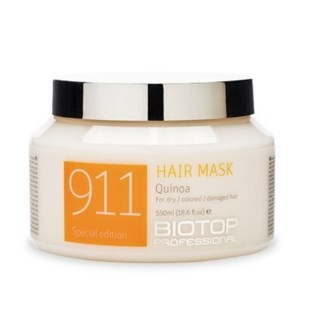 BIOTOP 911  QUINOA HAIR MASK 550ML