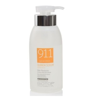 BIOTOP 911  QUINOA OIL SERUM 330ML - NOT FOR RETAIL