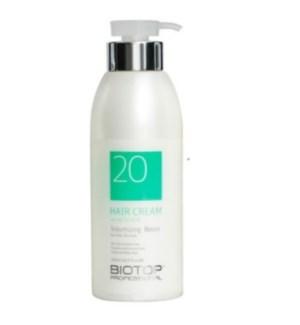 BIOTOP 20 VOLUMIZING BOOST HAIR CREAM 500ML