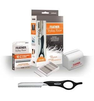 FEATHER STANDAND RAZ KIT