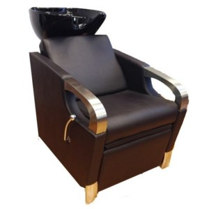 BACKWASH UNITS AND SHAMPOO CHAIRS