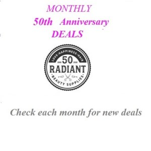 50TH ANNIVERSARY DEALS