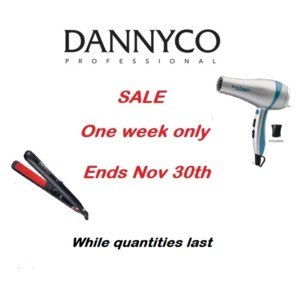 DANNYCO ONE WEEK ONLY