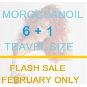 MOROCCANOIL FLASH PROMOTION
