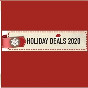 HOLIDAY PROMOTIONS 2020