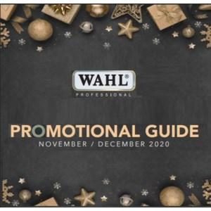 WAHL PROMOTIONS NOV DEC