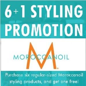MoroccanOil  6 + 1