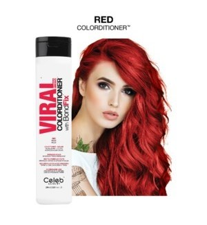 CL VIRAL RED COLORDITIONER 244ML / 8.25OZ