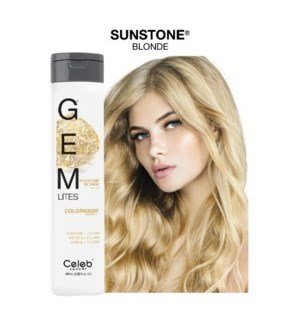 CL GEM LITES SUNSTONE SHAMPOO 244ML / 8.25OZ