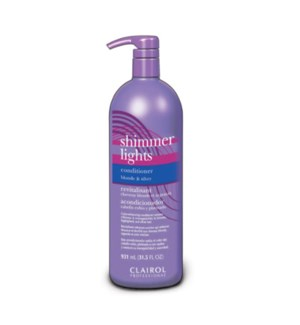 CLAIROL SHIMMER LIGHTS CONDITIONER - 931ML