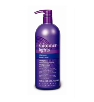 CLAIROL SHIMMER LIGHTS SHAMPOO - 931ML
