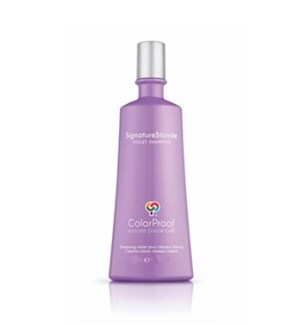 COLORPROOF SIGNATURE BLONDE VIOLET SHAMPOO 8.5OZ