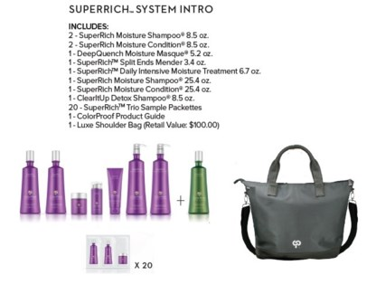 COLORPROOF SUPERRICH SYSTEM INTRO//JF'19
