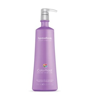 COLORPROOF SIGNATURE BLONDE VIOLET CONDITIONER 25.4OZ