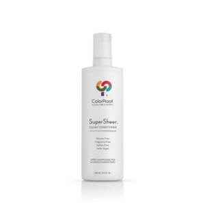 COLORPROOF SUPERSHEER CLEAN CONDITIONER 250ML