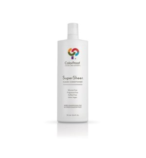 COLORPROOF SUPERSHEER CLEAN CONDITIONER 750ML