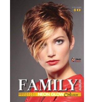 CR EMC THE FAMILY ALBUM #40 WITH DVD