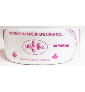 SHARONELLE COTTON EPILATING ROLL - 30 YARDS