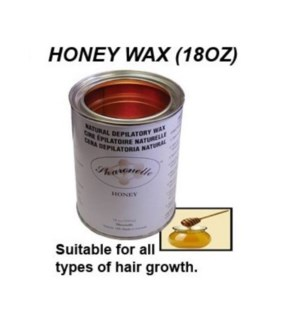 SHARONELLE WAX 18OZ - HONEY