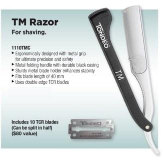 DA M-LINE TM RAZOR FOR CUTTING & SHAVING (FITS 40MM BLADE)//