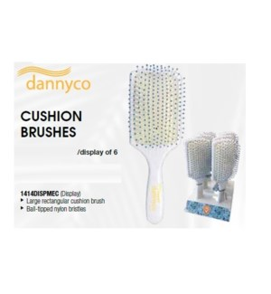 DA BP MEDITERRANEO PADDLE BRUSH 6PC (LE)