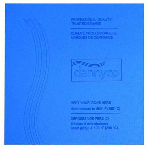 DISC//DA SILICONE HEAT SHIELD - BLUE MAT