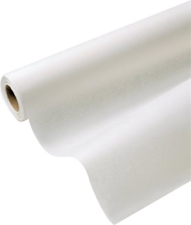 DA ECONOMICAL WAXING TABLE PAPER ROLL 21 X 225//NEW